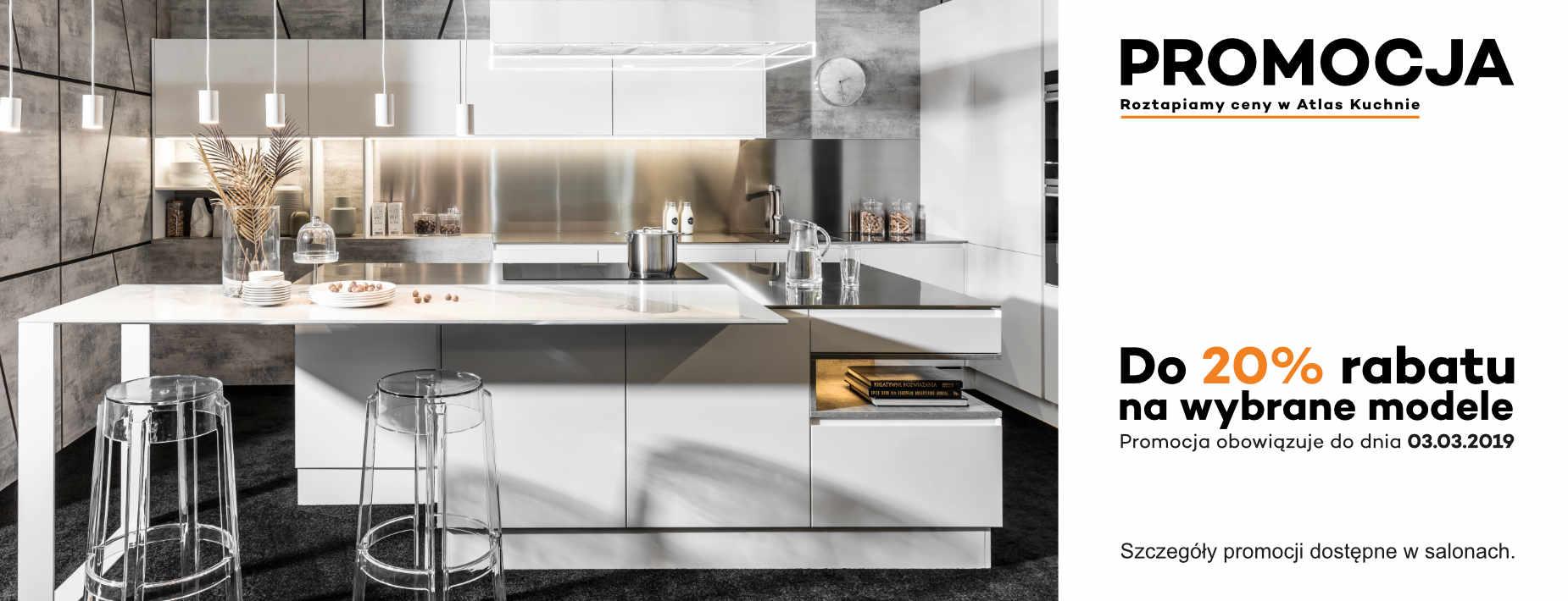 Roztapiamy Ceny W Atlas Kuchnie Mikro Design Meble Kuchenne